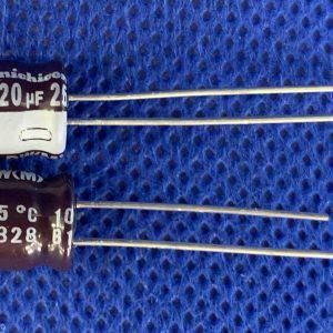 アルミ電解コンデンサ01