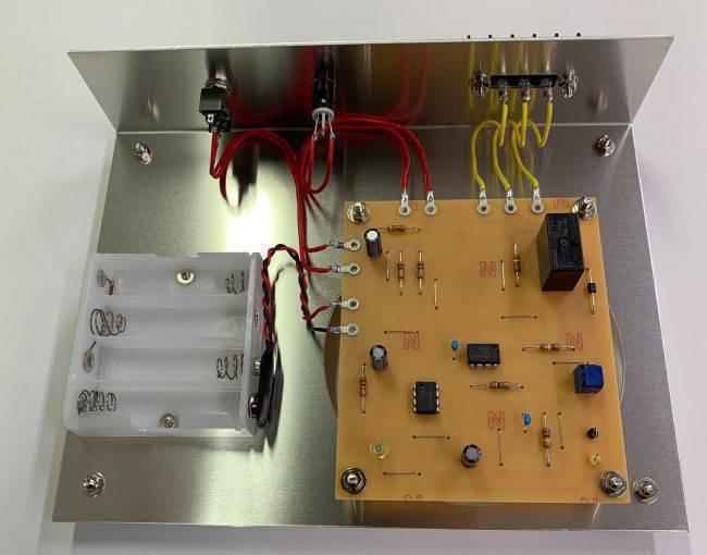 技能検定 電子機器組立 随時3級見本